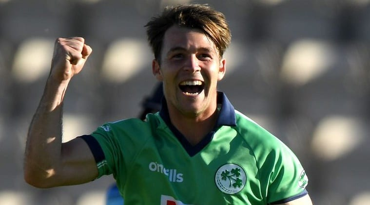 The mid-innings chat that led to Curtis Campher switching from South Africa to Ireland
