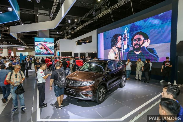 October 2020 Malaysian vehicle sales increase by 0.4%