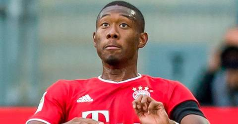 Bayern Munich withdraw contract offer for Alaba