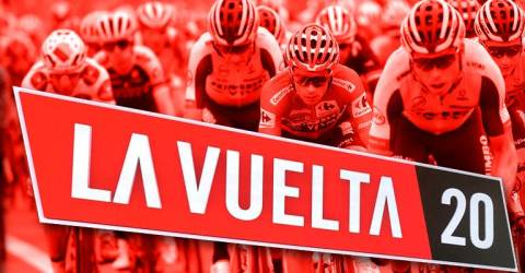 Vuelta start delayed after riders protest over Friday finish