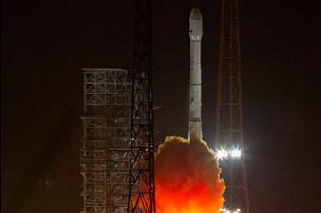 Satellite lofted for first Arab country