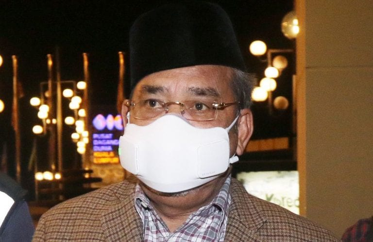 Don't push for GE15 to be held during the pandemic, Tajuddin urges political parties