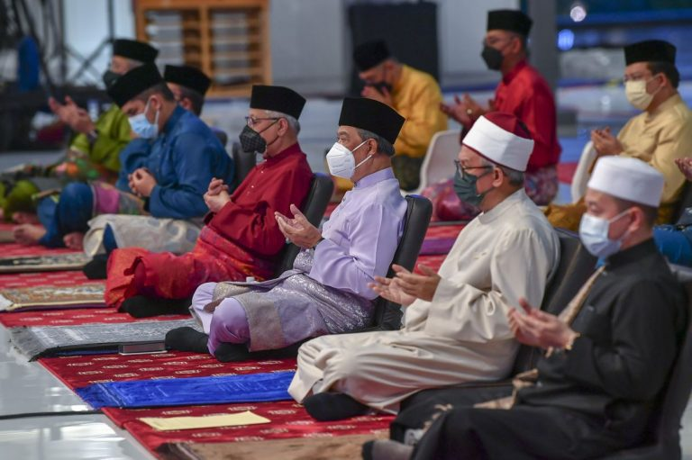 Maal Hijrah celebrated moderately, with thankfulness, for second year in a row