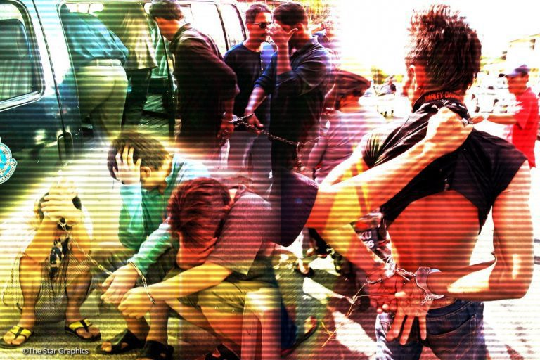 Cops cripple drug syndicate with 12 arrests in Penang and Selangor
