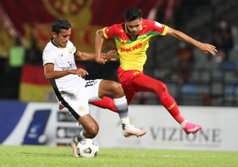Football: Danial spurred by Ifedayo's support