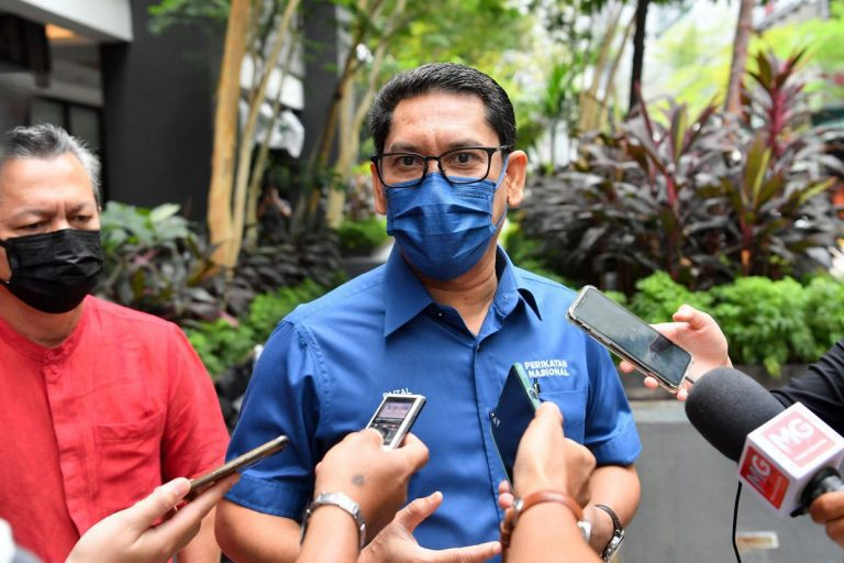 Sports Minister Ahmad Faizal says plans to video call Paralympians after Monday's swearing-in ceremony