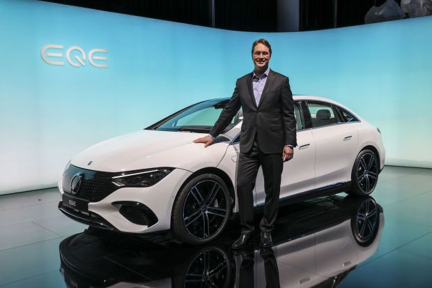 Daimler says supply chain relatively stable – except for chips
