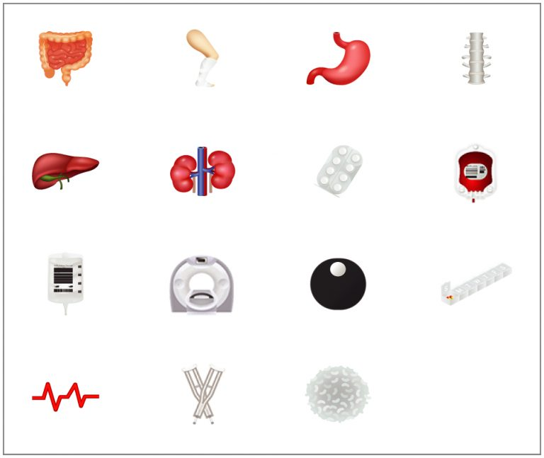There should be more anatomically correct organ emojis, says US doctor