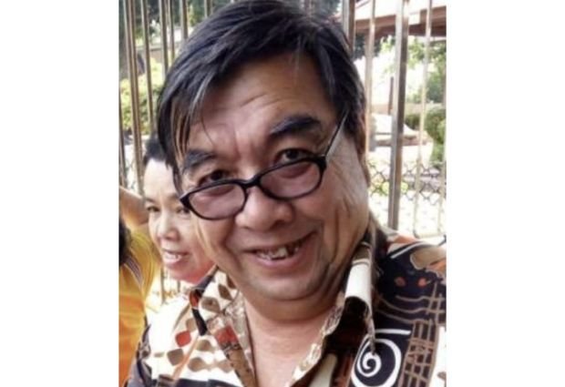 Veteran sports writer Ronnie Oh breathes his last
