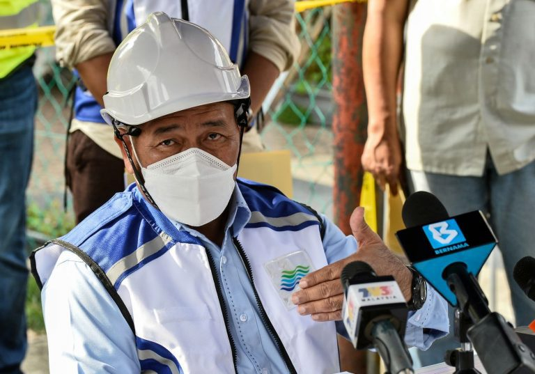 Slope stabilisation, Sg Kemensah upgrading works to cost about RM10mil, says Tuan Ibrahim