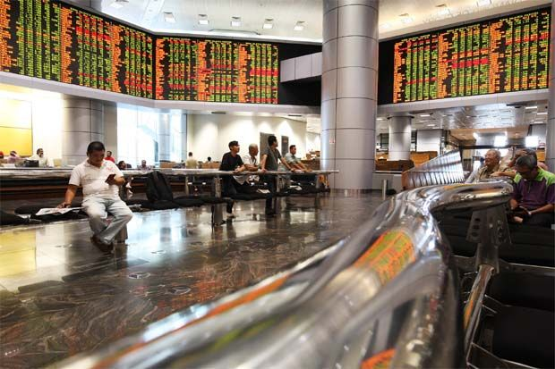 Foreign net buying slow but steady on Bursa