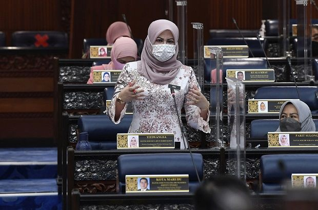 Rina Harun: 4,422 children lost at least one parent or guardian to Covid-19