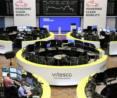 European shares slide 2% as China Evergrande's troubles cast shadow