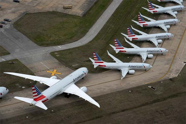 Easing restrictions will boost US airlines but business travel still unclear