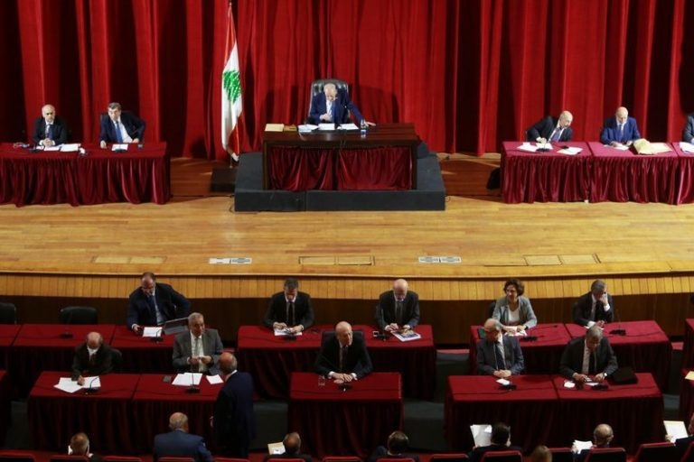 Lebanon goes to polls in March as financial meltdown spirals