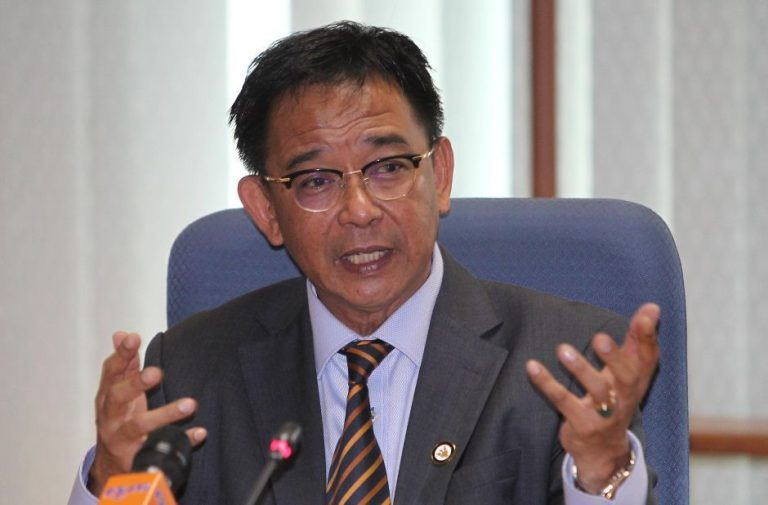 'Open secret' that Sarawak election is quickly, says GPS chief